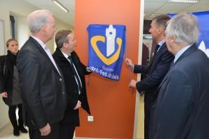 Inauguration du Centre de formation de la Chambre des Metiers