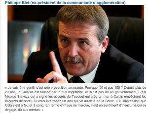 Voix du Nord Edition Calais, 21 août 2015