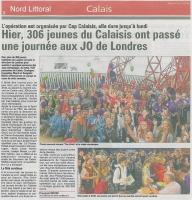 2012 enfants aux Jeux Olympiques de Londres