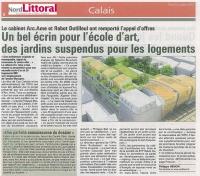 Nouvel Ecole d'art du Calaisis