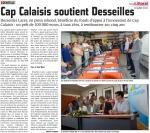 Visite de l'entreprise Desseilles Laces à Calais