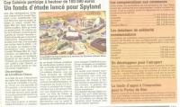 Création Fonds d'étude du Parc à théme