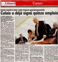 Emplois d'avenir à Calais