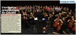 L'orchestre symphonique de la Communauté d'Agglomération Cap Calaisis
