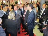 avec le Président du Conseil Général du Pas-de-Calais