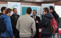 Forum des métiers post-bac soutenu par Cap Calaisis