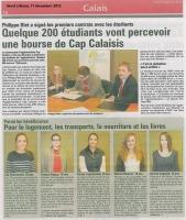 Allocation Réussite Etudiante par Cap Calaisis