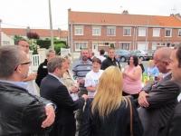 Fête des voisins à Calais