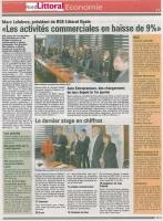 Cap Calaisis soutient BGE Littoral