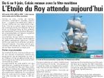 Les fêtes maritimes 2014