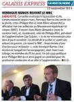 nouveaux militants Mouvement Républicain et citoyen à Sangatte blériot (62)
