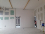 Visite de chantier de la Nouvelle Ecole d'Art du Calaisis