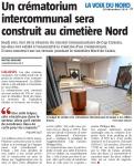 Un crématorium intercommunal sera construit au cimetière Nord
