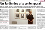 Jardin des Arts de la Communauté d'agglomération Cap Calaisis