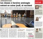 Conservertatoire de musique de la Communauté d'Agglomération Cap Calaisis