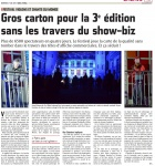 Festival Violons et Chants du Monde Édition 2015